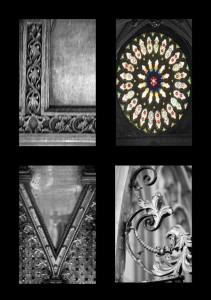 Love: Photo created using items from York Minster