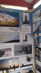 A section of the exhibition